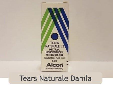 göz kuruluğu için göz damlası   tears naturale