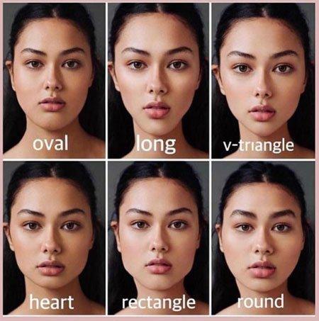 kuaför tavsiyesi: yüz şekline göre saç kesimi belirleme rehberi 2