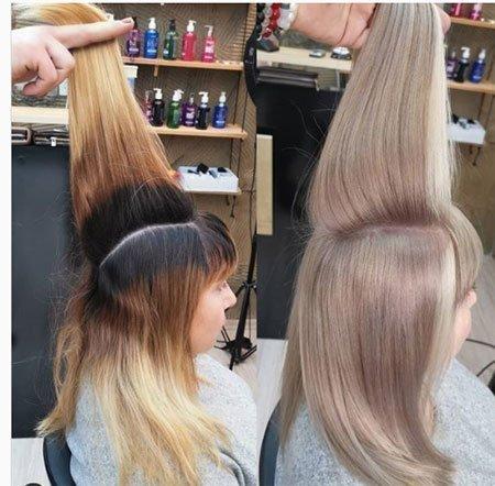 rehber: bebek kumralı saç rengi 3