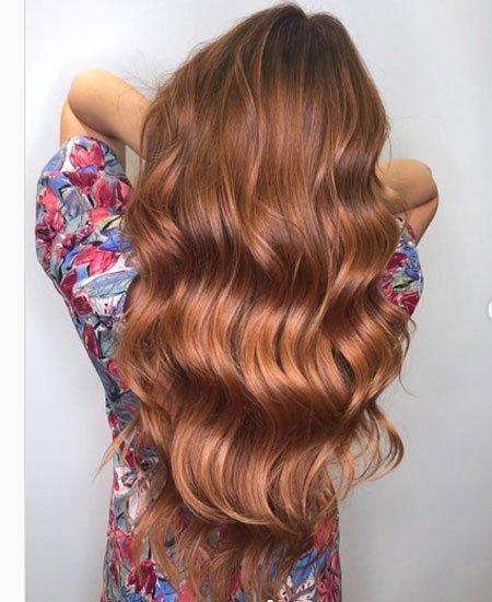 bakır karamel saç rengi nasıl elde edilir? 4