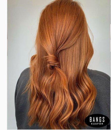 bakır karamel saç rengi nasıl elde edilir? 5