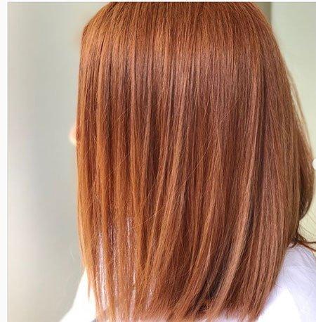 bakır karamel saç rengi nasıl elde edilir? 6