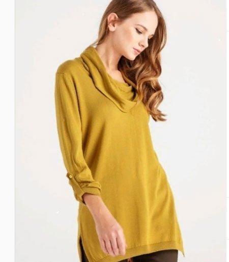 degaje yaka bluz kesimi ve modelleri 3