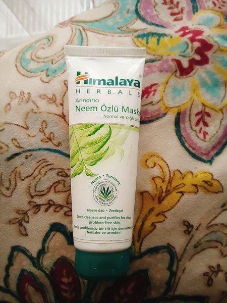 Himalaya Herbals Nem Özlü Maske