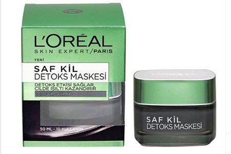 loreal saf kil maskeleri i̇nceleme yazımız 2