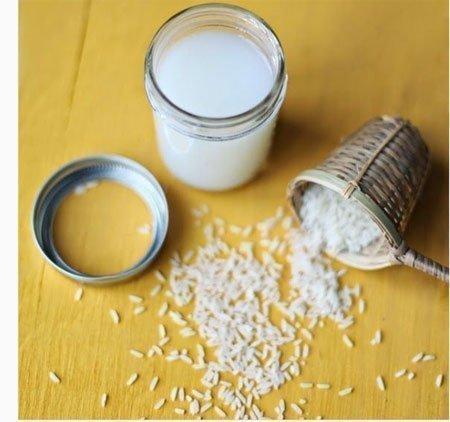 Pirinç Suyu nasıl elde edilir