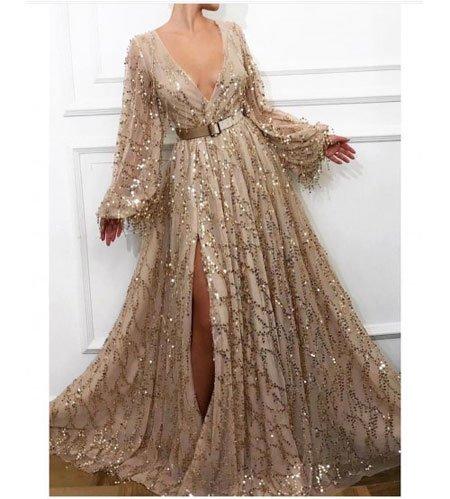 en i̇yiler: 2020 abiye elbise modelleri 6