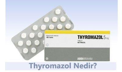 Thyromazol Nedir Etkileri