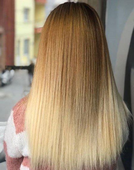 bal köpüğü saç rengi kime yakışır - evde boyama teknikleri 9