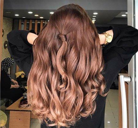 bal köpüğü saç rengi kime yakışır - evde boyama teknikleri 13