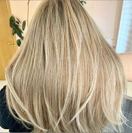 bal köpüğü saç rengi kime yakışır - evde boyama teknikleri 14
