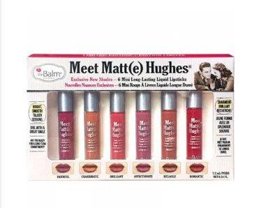 THE BALM - Meet Matt(e) Hughes Liquid Lipstick