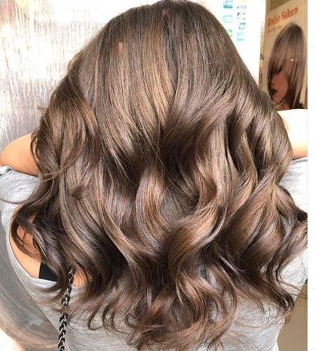 altın kumral saç rengi ve uygulama yöntemi 8