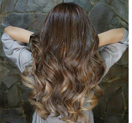 altın kumral saç rengi ve uygulama yöntemi 13