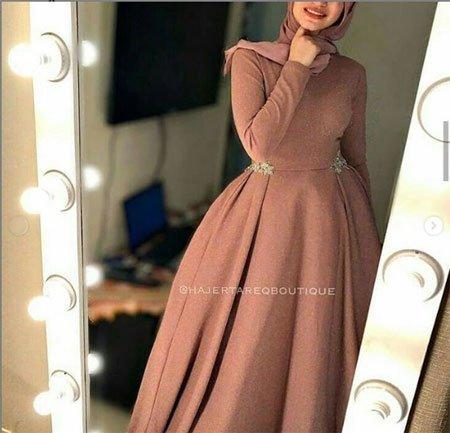 2021 tesettür mezuniyet elbiseleri için 45 en güzel kıyafet 3