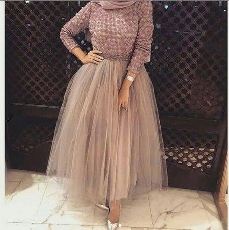 2021 tesettür mezuniyet elbiseleri için 45 en güzel kıyafet 1