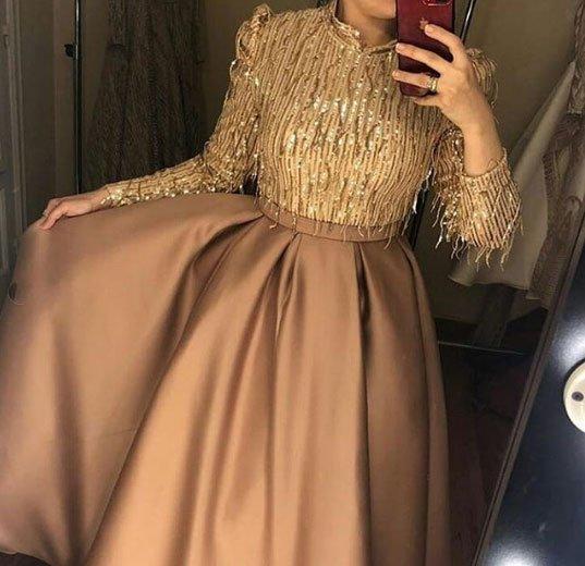 2021 tesettür mezuniyet elbiseleri için 45 en güzel kıyafet 2