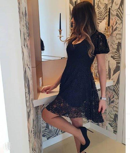 dantelli abiye elbise için 75 öneri 6