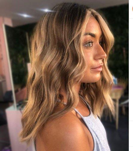 kısa-uzun katlı saç kesim modelleri 2