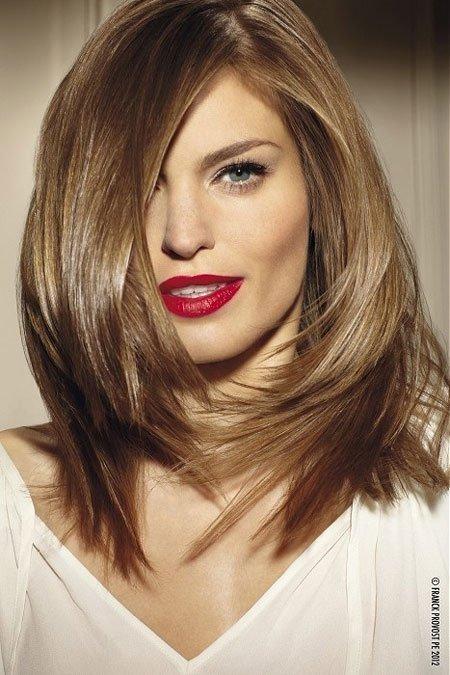 kısa-uzun katlı saç kesim modelleri 10