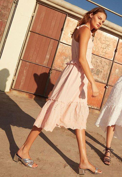 yazlık elbise modelleri için 2020 tredleri 5