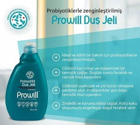 Probiyotikli Duş Jeli