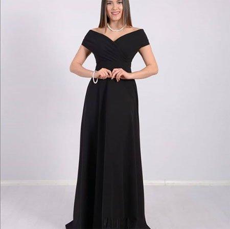 büyük beden abiye elbise