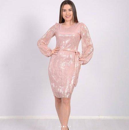 en çok beğeni alan 11 büyük beden abiye elbise 1