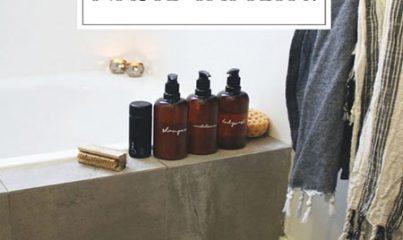 evde doğal şampuan yapımı 17