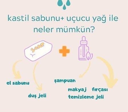 evde doğal şampuan yapımı 1