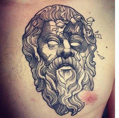 mitolojik dövmeler