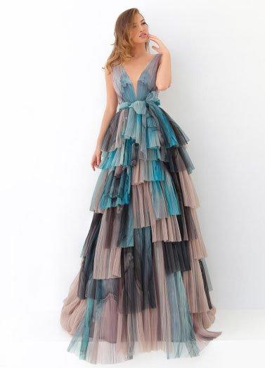 mutlaka giymek i̇steyeceğiniz 2020 abiye elbise modelleri 1