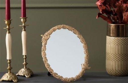 dekoratif ayna modelleri ile ortama ferahlık katın 1