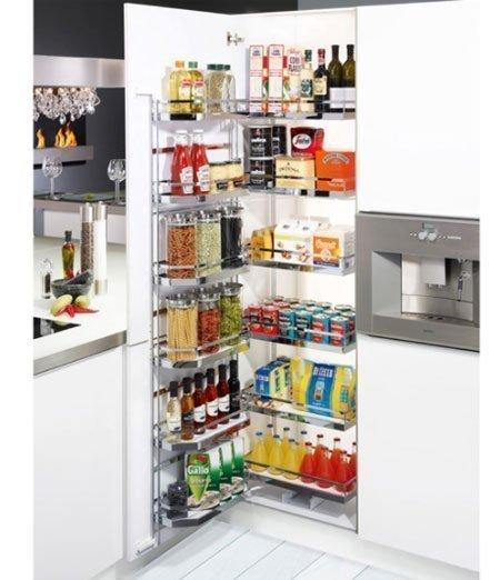 mutfak kiler sistemleri ile mutfağınızı verimli kullanın 3