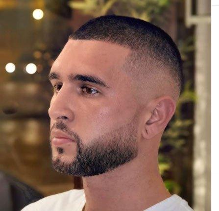 erkekler için sıra dışı 5 numara saç kesimleri 5