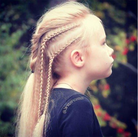 en güzel 19 çocuk abiye saç modeli 11