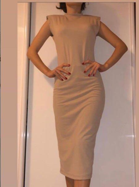 kalem elbise modelleri