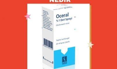 oceral sprey nedir, nasıl kullanılır? 2