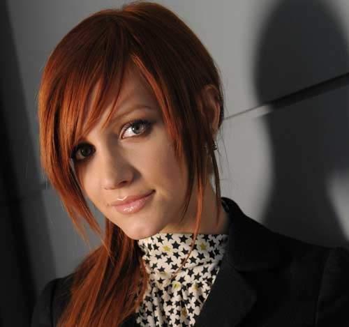 ashlee simpson'ın kızıl saç renginin formülü 1