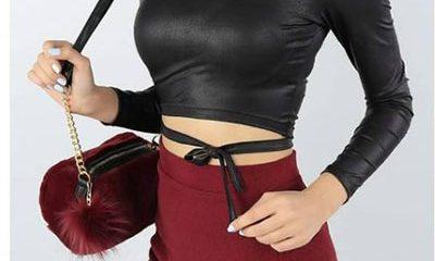 deri bluz kombinleri için 12 stil önerisi 13