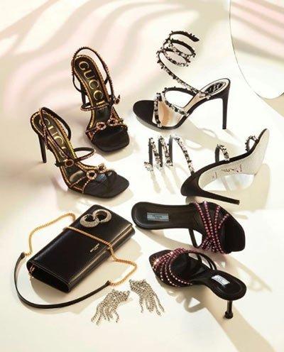 ince topuklu ayakkabi