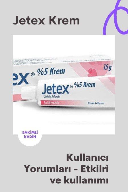 Jetex Krem