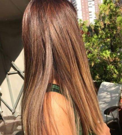 karamel kahve saç rengi ve evde boyama rehberi 5