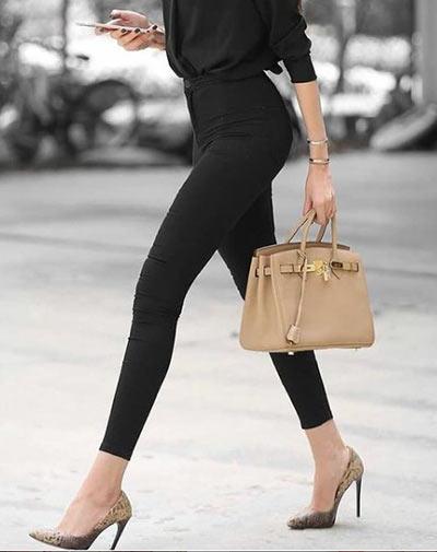 modası geçmeyen kombin pantolon