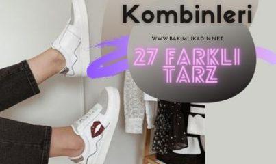27 farklı tarzda sneakers kombinleri 6
