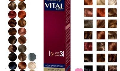 vital saç boyası kataloğu 23 farklı renk 7