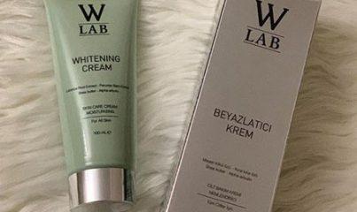 w-lab beyazlatıcı krem kullanımı sonrası tavsiyeler 14