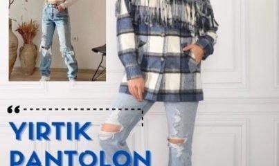yırtık pantolonlar nasıl kombinlenir 50 öneri 2