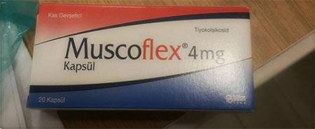 muscoflex duo tablet