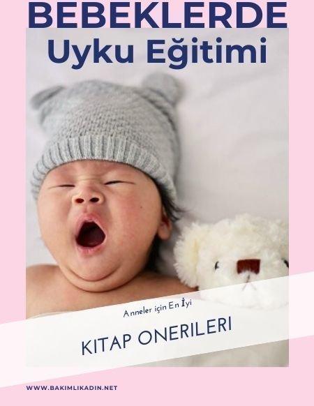 bebeklerde uyku eğitimi kitapları